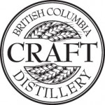 British Columbia craft distillery seal