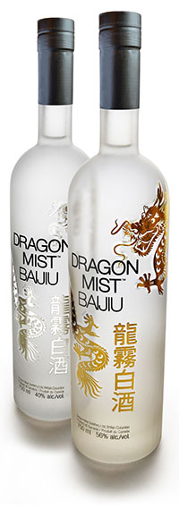 Dragon Mist Distillery's Baijiu is a smooth traditional Asian spirit