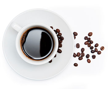 dark roast coffee can help reduce excess body weight