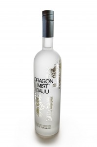Dragon Mist Baijiu from the only distillery in Canada making this spirit