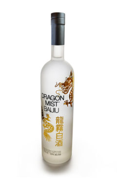 Dragon Mist Baijiu