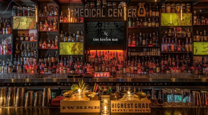 The Keefer Bar in Vancouver's Chinatown